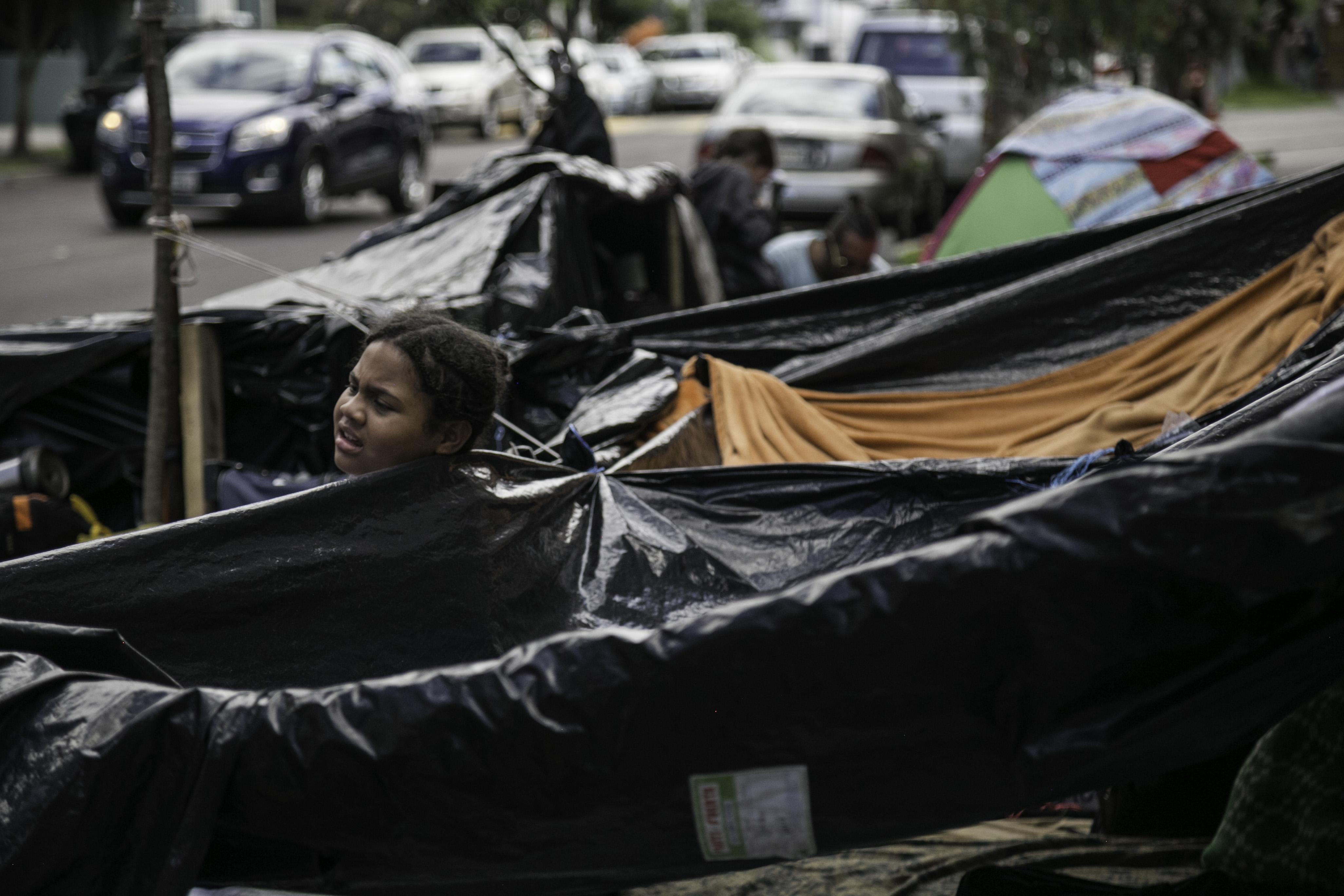 Comunicado público sobre el desalojo de población colombiana refugiada
